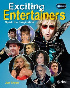 Exciting Entertainers Cover